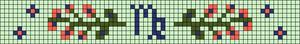 Alpha pattern #39048 variation #132411