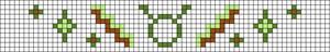 Alpha pattern #39119 variation #132543