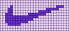 Alpha pattern #5248 variation #132549