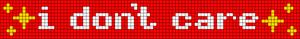 Alpha pattern #60331 variation #132555