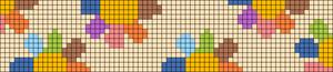 Alpha pattern #72128 variation #132584