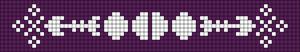 Alpha pattern #72231 variation #132674