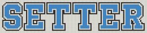 Alpha pattern #20599 variation #132755