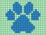 Alpha pattern #46775 variation #132774