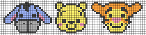 Alpha pattern #56057 variation #132782