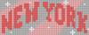 Alpha pattern #45088 variation #132784