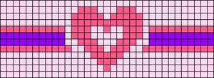 Alpha pattern #72318 variation #132796