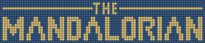 Alpha pattern #32071 variation #132860