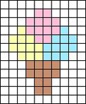 Alpha pattern #64771 variation #132981