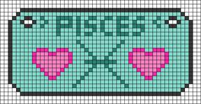 Alpha pattern #71795 variation #133071