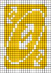 Alpha pattern #29409 variation #133085