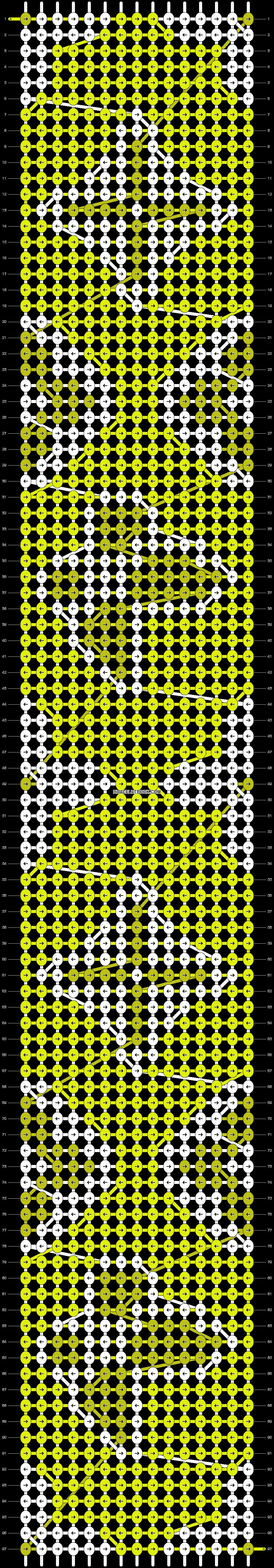 Alpha pattern #71838 variation #133144 pattern