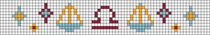 Alpha pattern #39065 variation #133148
