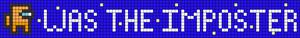 Alpha pattern #60024 variation #133424