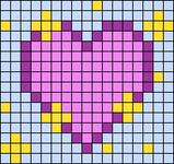 Alpha pattern #72789 variation #133467