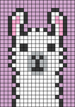 Alpha pattern #62481 variation #133494