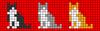 Alpha pattern #33767 variation #133517