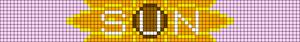 Alpha pattern #38857 variation #133576