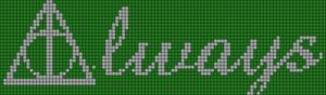 Alpha pattern #10961 variation #133615