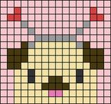 Alpha pattern #70094 variation #133627