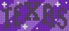 Alpha pattern #72823 variation #133632