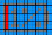 Alpha pattern #72947 variation #133716