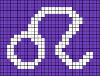 Alpha pattern #73149 variation #133969