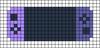 Alpha pattern #26971 variation #133979