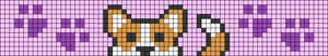 Alpha pattern #56580 variation #134024