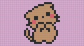 Alpha pattern #33412 variation #134037