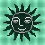 Alpha pattern #41820 variation #134067