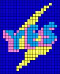Alpha pattern #58263 variation #134074