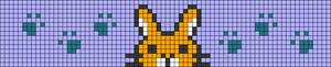 Alpha pattern #51640 variation #134204