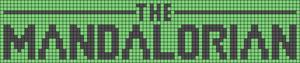 Alpha pattern #32071 variation #134205