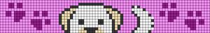 Alpha pattern #58523 variation #134210