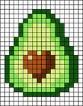 Alpha pattern #73376 variation #134215