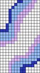 Alpha pattern #70786 variation #134263