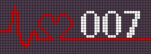 Alpha pattern #73200 variation #134301