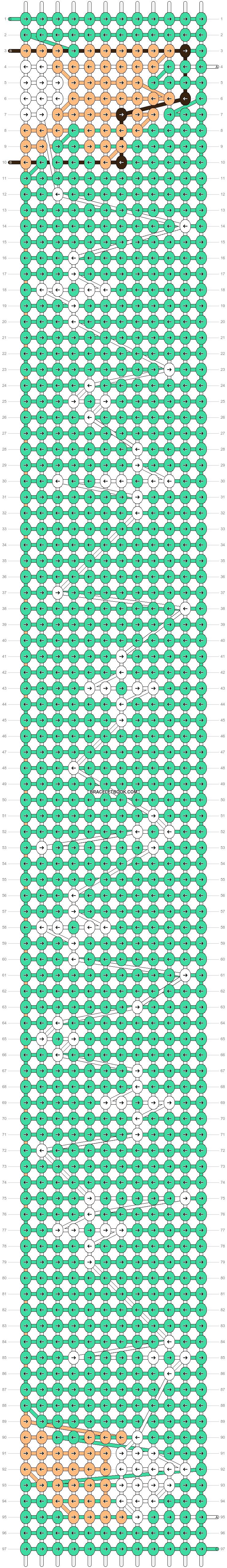Alpha pattern #58858 variation #134307 pattern