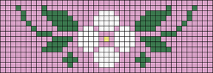 Alpha pattern #33800 variation #134334
