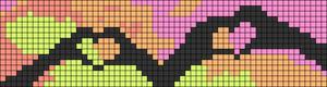 Alpha pattern #60255 variation #134347