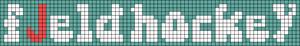 Alpha pattern #62708 variation #134416