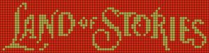 Alpha pattern #14439 variation #134473
