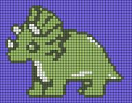 Alpha pattern #73403 variation #134480