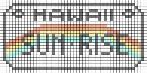 Alpha pattern #40856 variation #134521