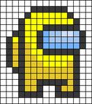 Alpha pattern #70281 variation #134567