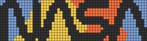 Alpha pattern #73411 variation #134575