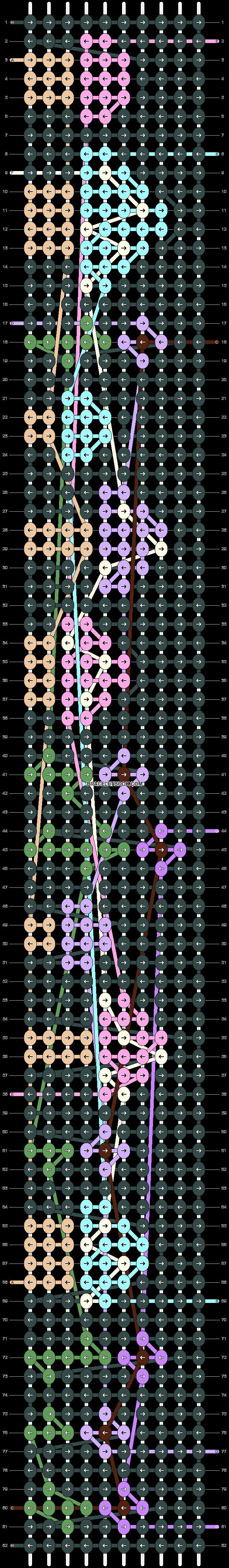 Alpha pattern #60923 variation #134715 pattern