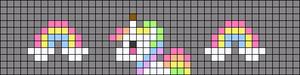 Alpha pattern #73443 variation #134740