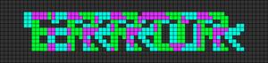 Alpha pattern #73173 variation #134742